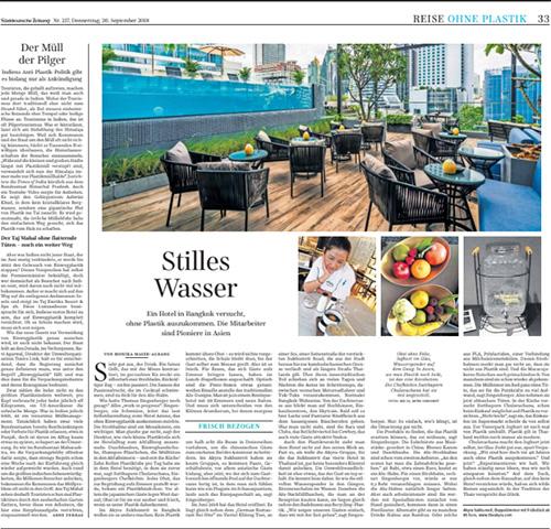 Sueddeutsche Zeitung | September 2018