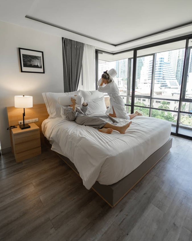 akyra Thonglor Bangkok Romantic Package