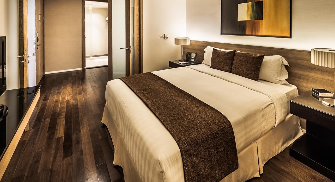 akyra Thonglor Bangkok - Three Bedroom Suite Bedroom