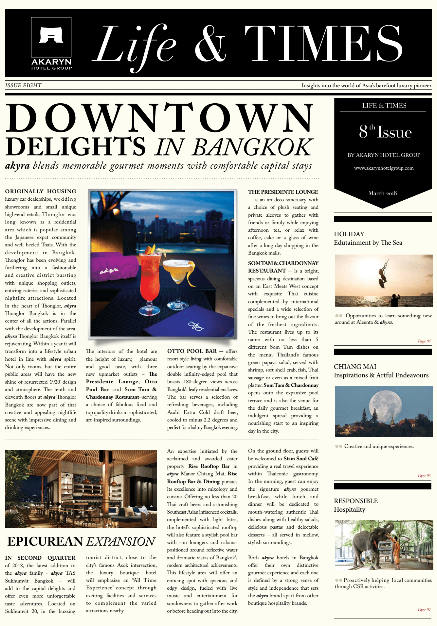 AHG A LIFE & Times - Issue 8