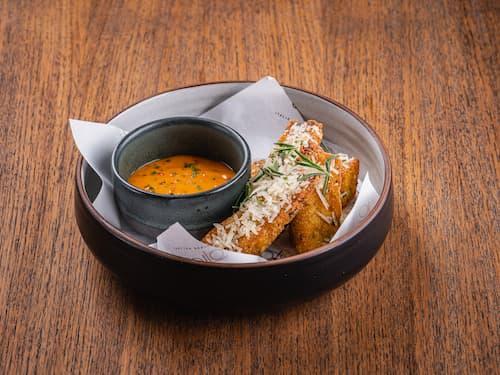 Polenta Chips - Otto Italian Restaurant