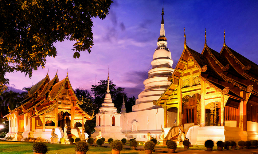 Chiang Mai Online Travel Maps