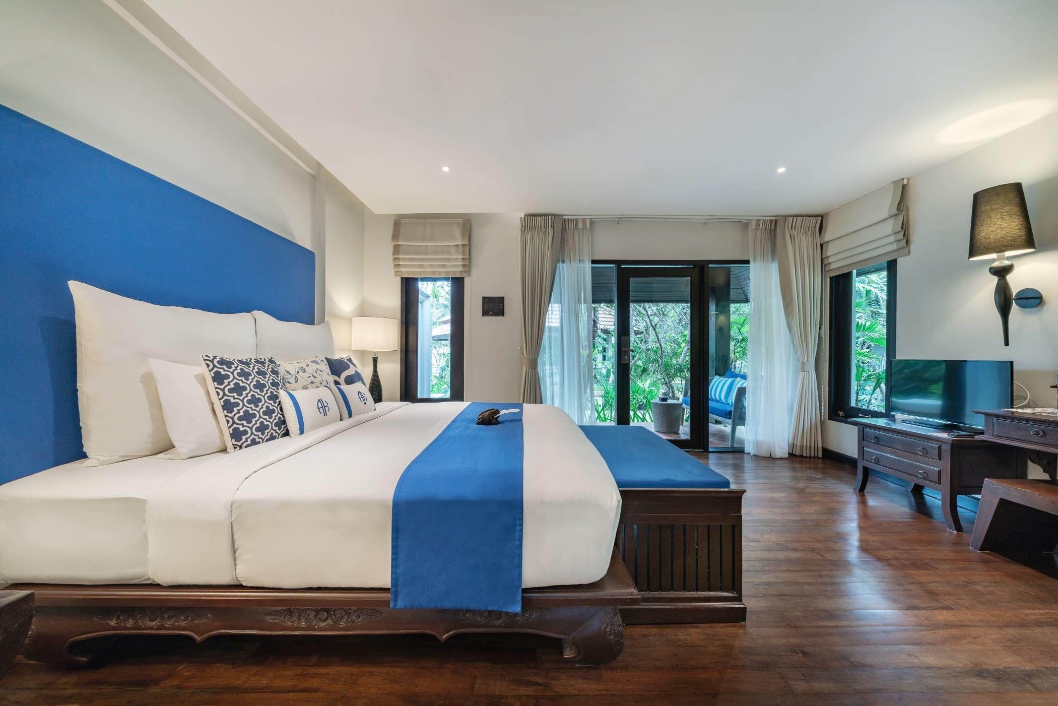 Garden Villa with King Size Bed - akyra Beach Resort Phuket