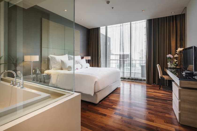 Premier Two Bedroom Executive Serviced Suite - akyra Thonglor Bangkok Hotel