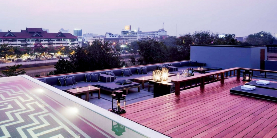 The Best Rooftop Bars In Chiang Mai Akyra Manor Chiang