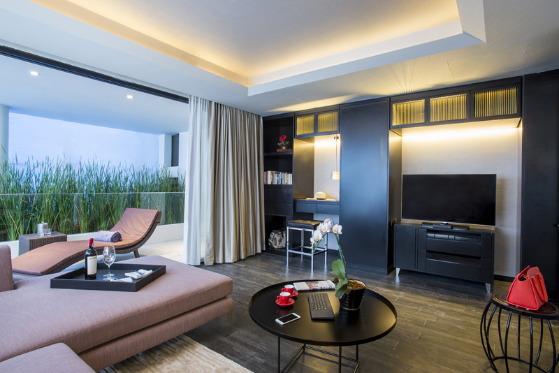 Luxury Hotel Suites in Chiang Mai