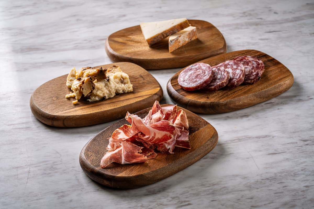 Otto Italian Restaurant - Cold Cuts and Cheeses