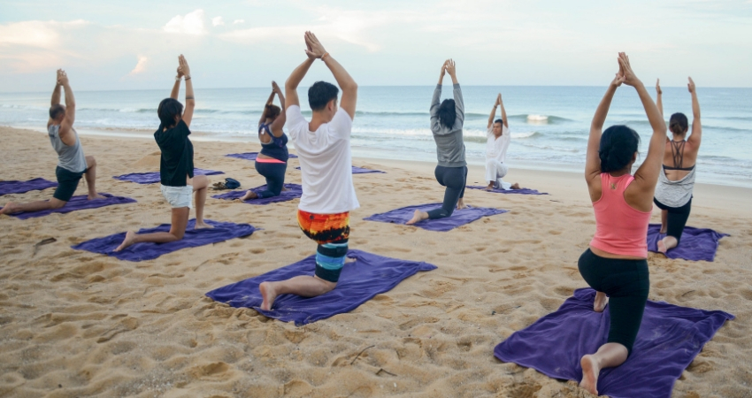 Natai Beach Yoga