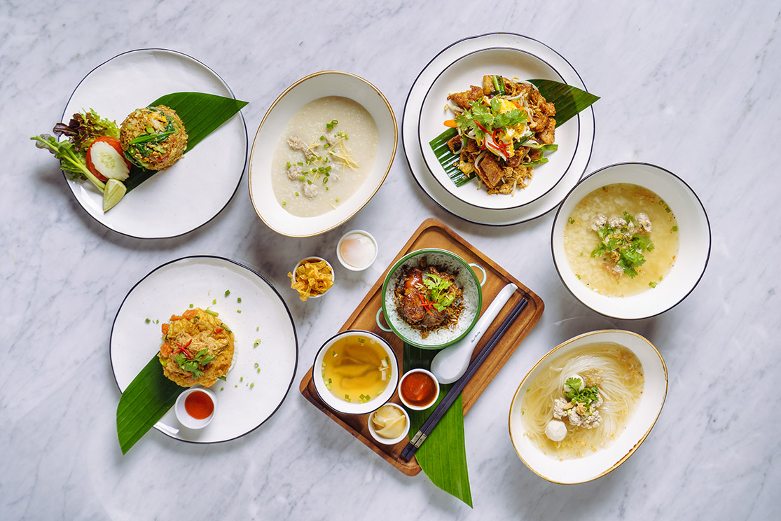 Siam Soul Café All-Day-Dining Restaurant - akyra Sukhumvit Bangkok