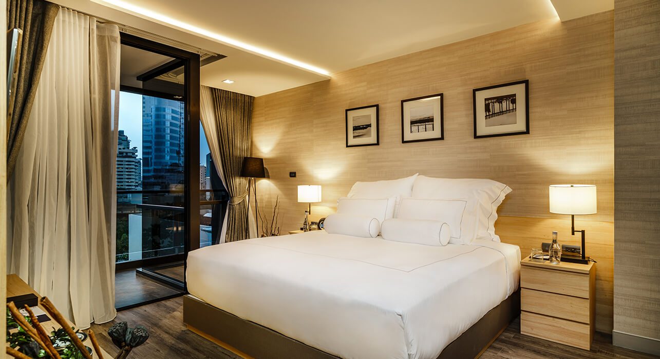 akyra Sukhumvit Bangkok - Premier Room King Sized Bed