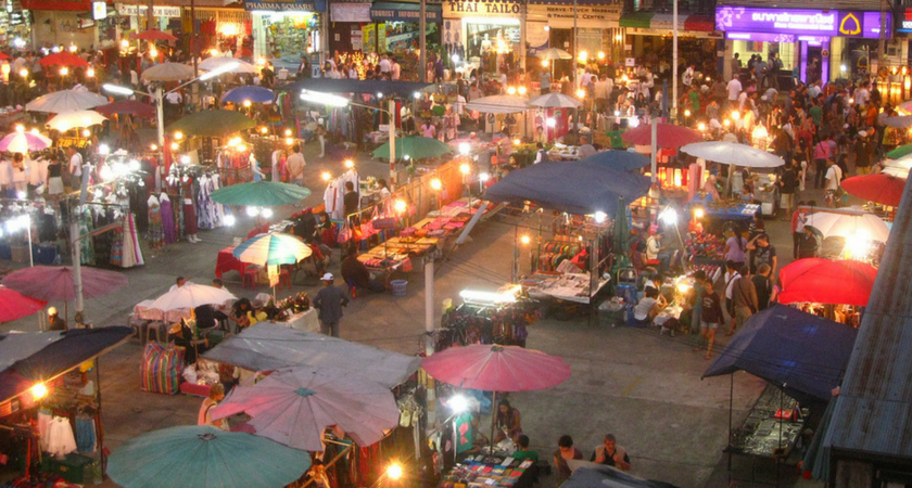 Markets in Chiang Mai