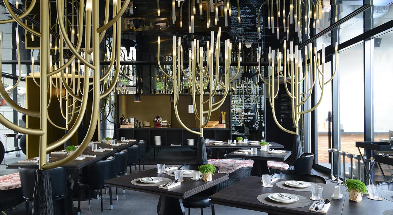 akyra Manor Chiang Mai - ITALICS Restaurant