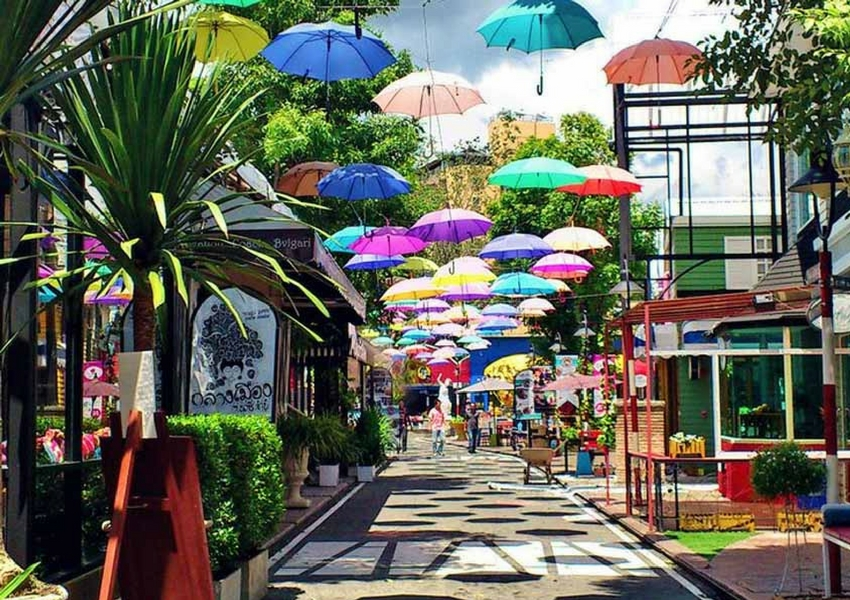 Looking for a Getaway this Winter from Australia? Chiang Mai Has it All!