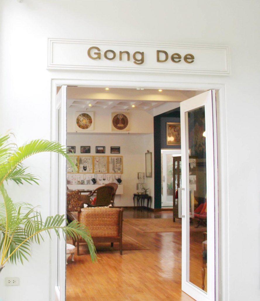 Gong Dee Gallery in Chiang Mai
