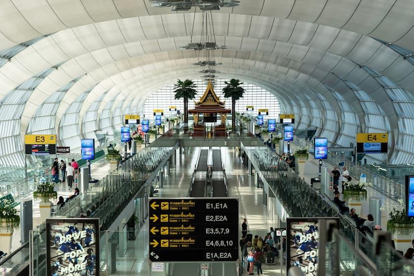 Bangkok Suvarnabhumi Airport - akyra Thonglor Hotel Bangkok