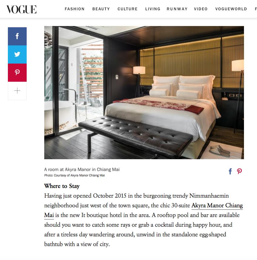 Vogue | January 2017