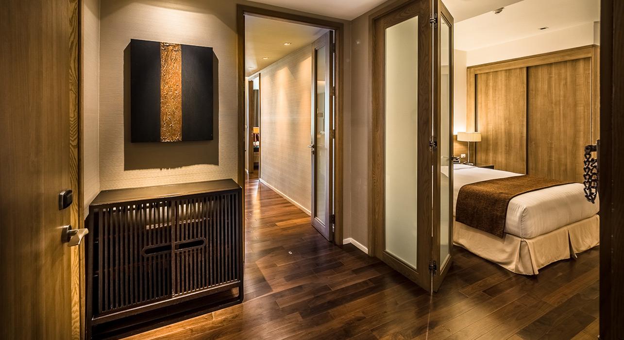 akyra Thonglor Bangkok - Three Bedroom Hotel Apartment Suite