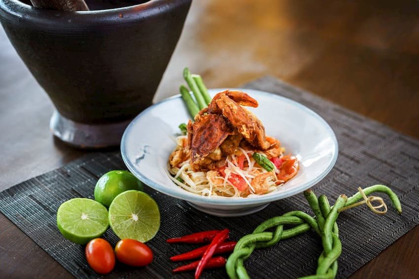 Som Tam Take Away & Delivery in Thonglor