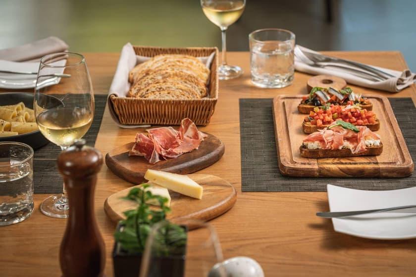 Italian Cold Cuts and cheeses - Otto Italian Restaurant