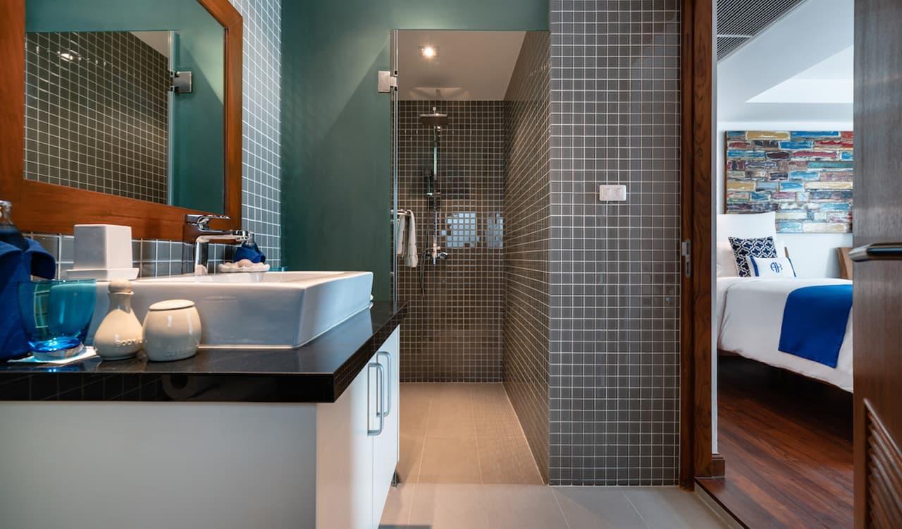 Three Bedroom Villas En Suit Bathroom - akyra Beach Resort Phuket