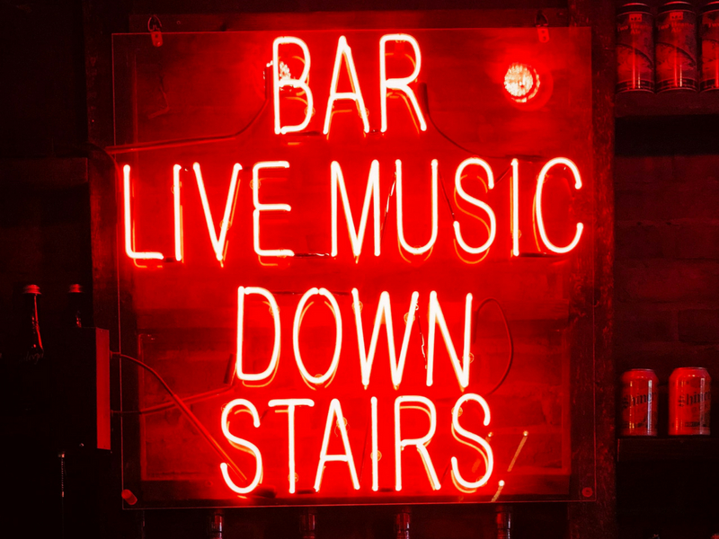 Bars with Live Music in Chiang Mai