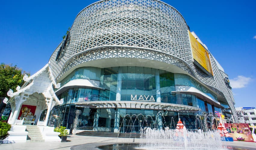 Chiang Mai Shopping Malls