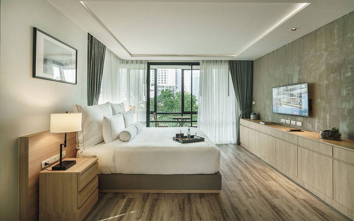 akyra Thonglor Bangkok Suite Offer