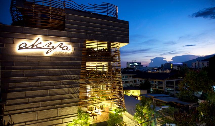 Chiang Mai Digital Nomad Hotel