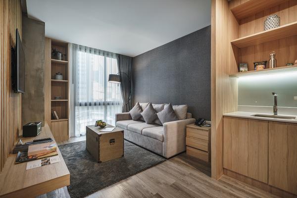 akyra akyra TAS Sukhumvit Hotel Long Stay Package