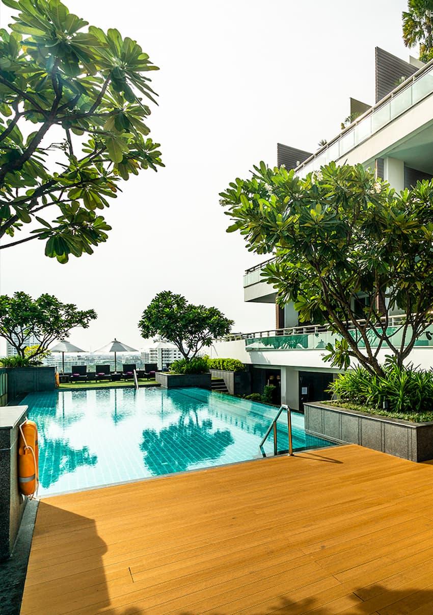 Bangkok Hotels Itinerary - Four Days in Bangkok