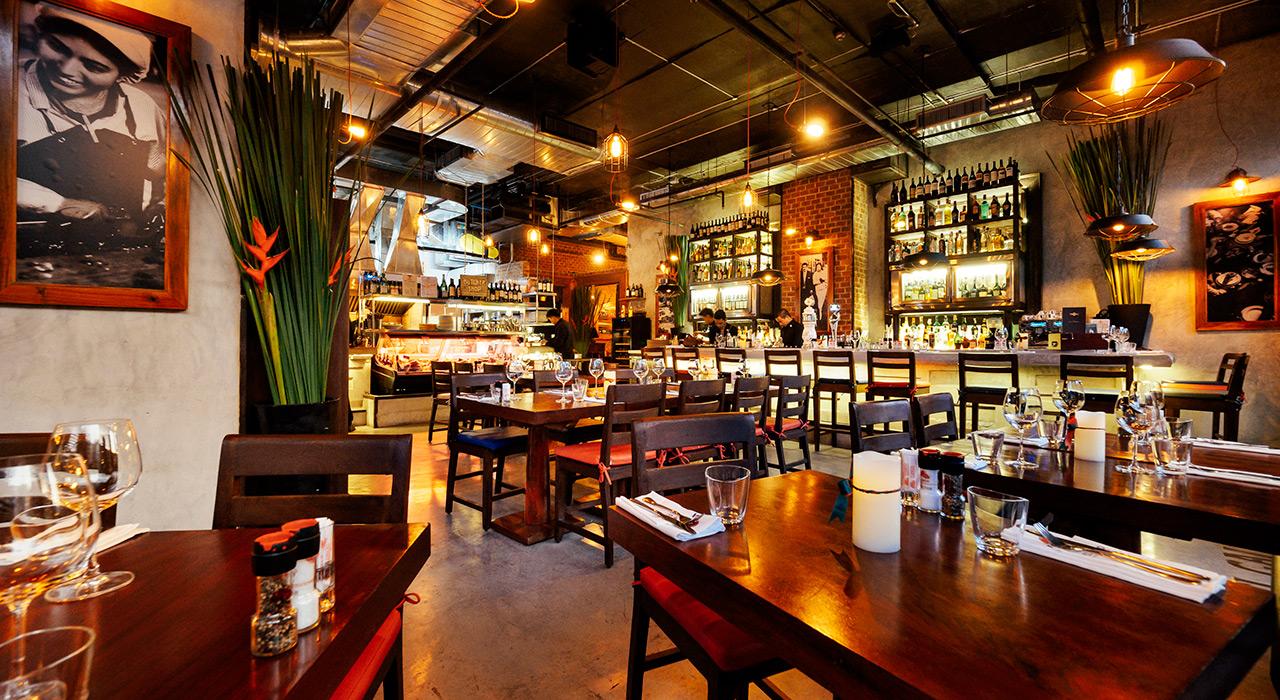akyra Thonglor Bangkok Dining-Restaurant