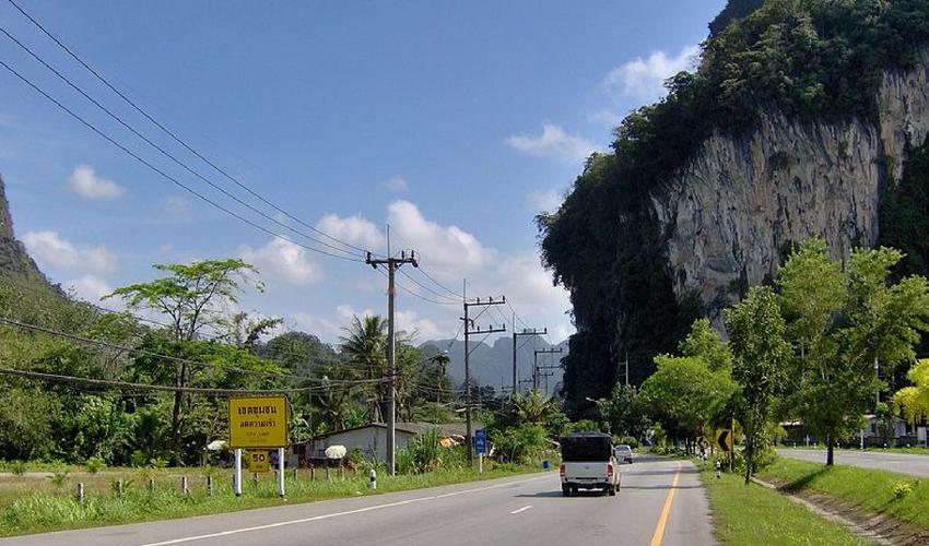 Exploring Phang Nga Town