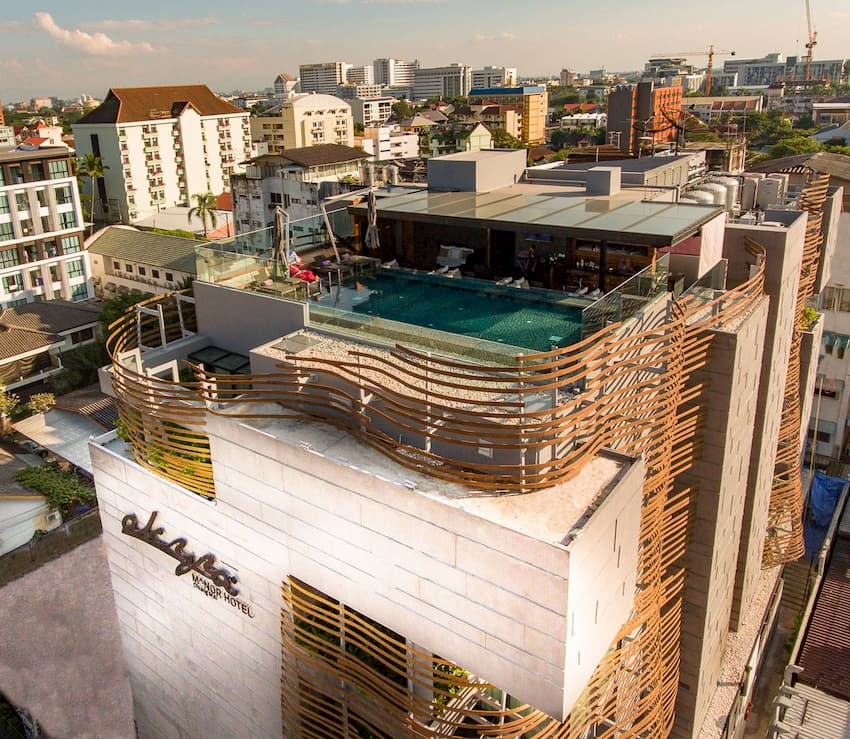 Most Instagrammable Hotel in Chiang Mai