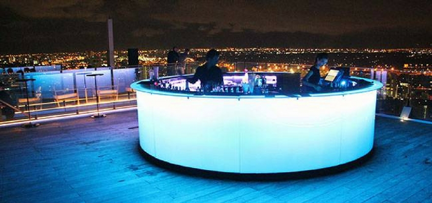Octave Roof Bar in Bangkok