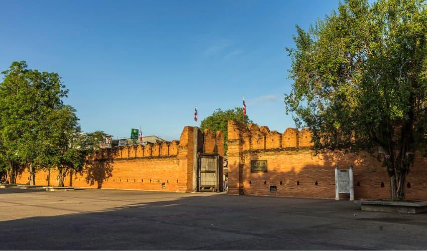 Chiang Mai Old City Wall Gates