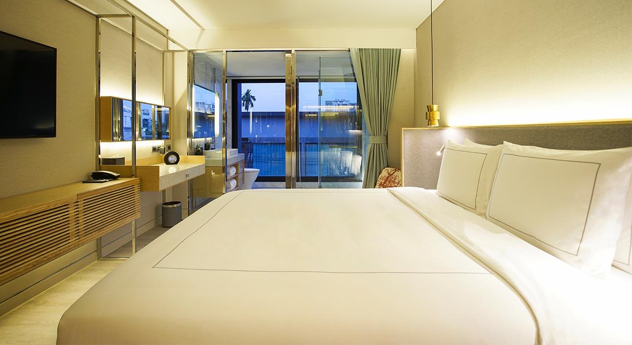 akyra Manor Chiang Mai Hotel - Manor Suites Interior