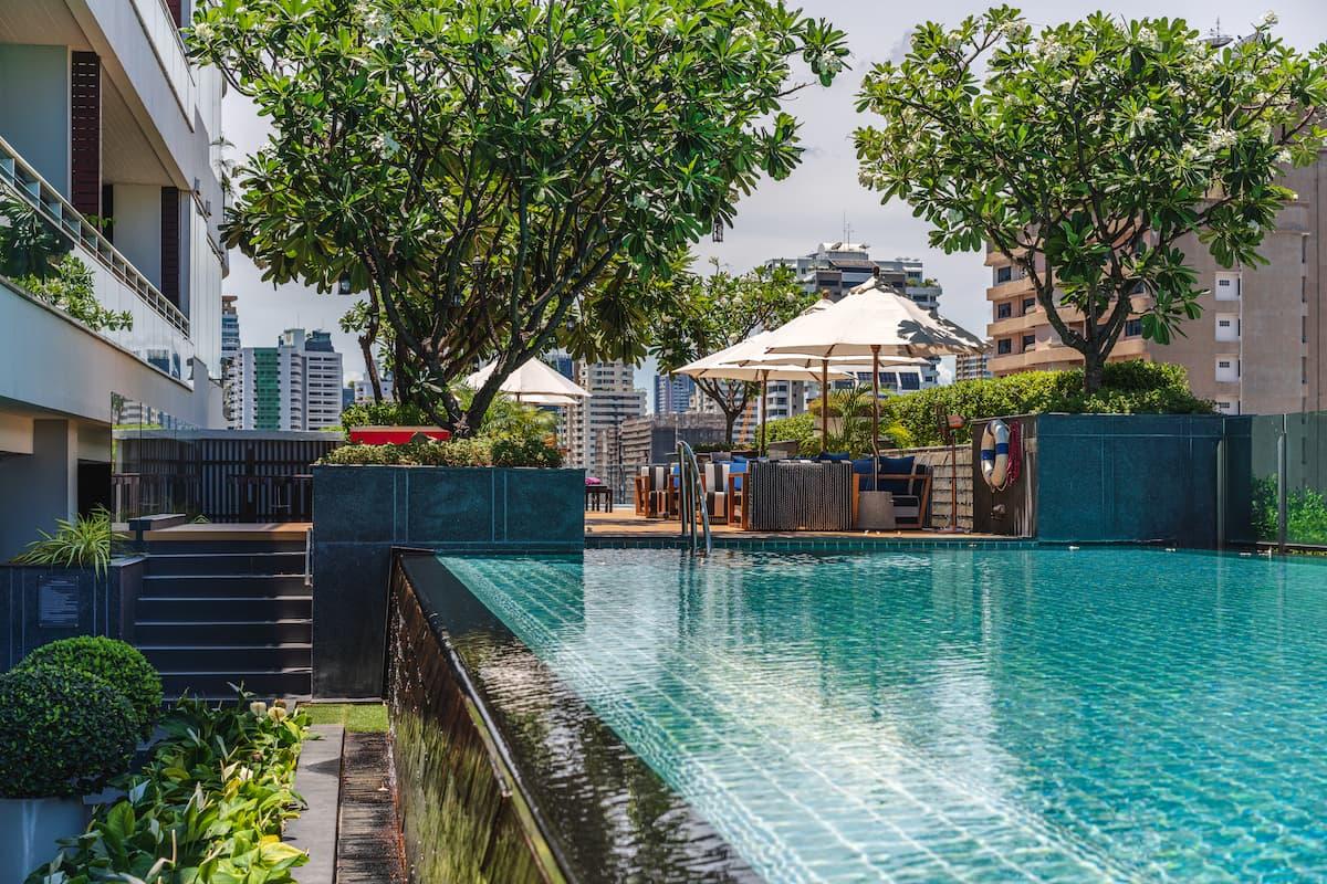 akyra Thonglor Bangkok - In Room Restaurant Dining
