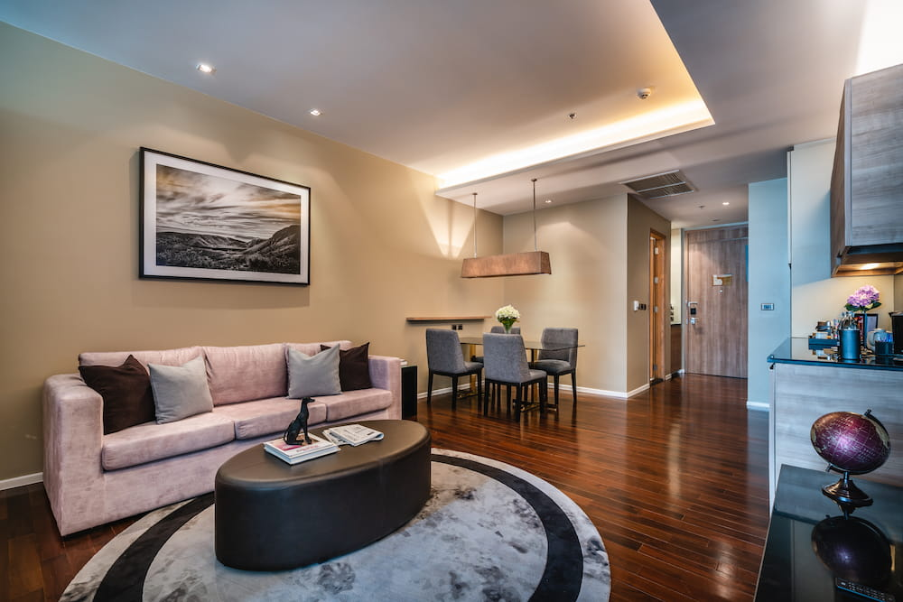 One Bedroom Executive Suite
