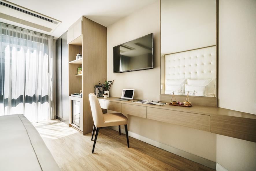 Superior Room Akyra Tas Sukhumvit Bangkok Hotel