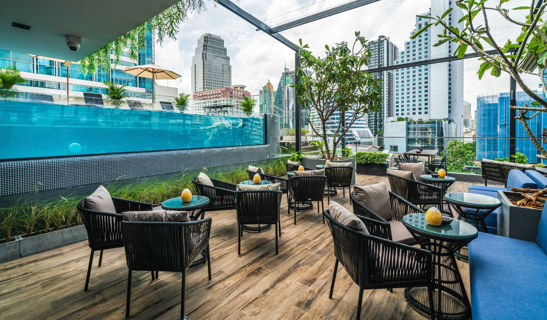 Rooftop Bars in Sukhumvit, Bangkok