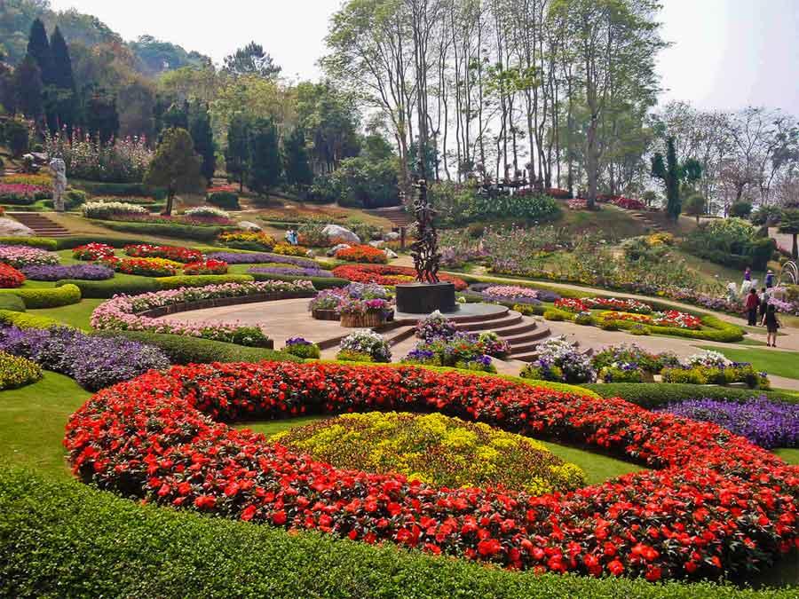 botanical gardens in Chiang Mai