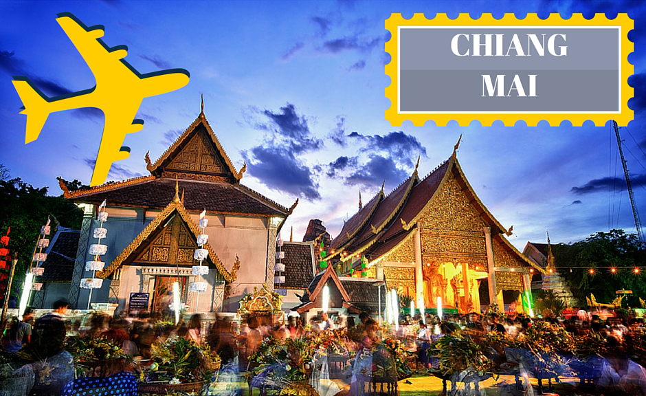 How to Get to Chiang Mai