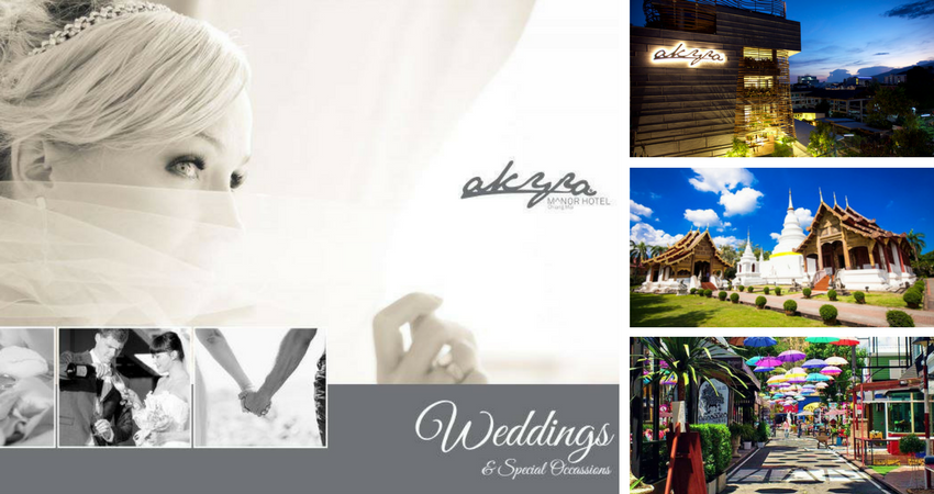 Intimate & Exclusive Weddings in Chiang Mai