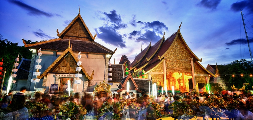 Chiang Mai Travel Trends