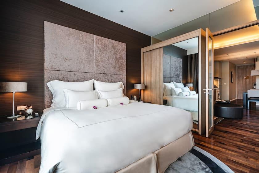 Executive Serviced Suite - akyra Thonglor Bangkok Hotel