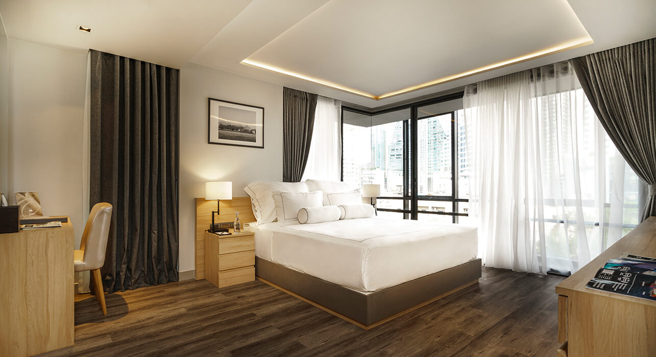 akyra Sukhumvit Bangkok - One Bedroom Suite Open Plan