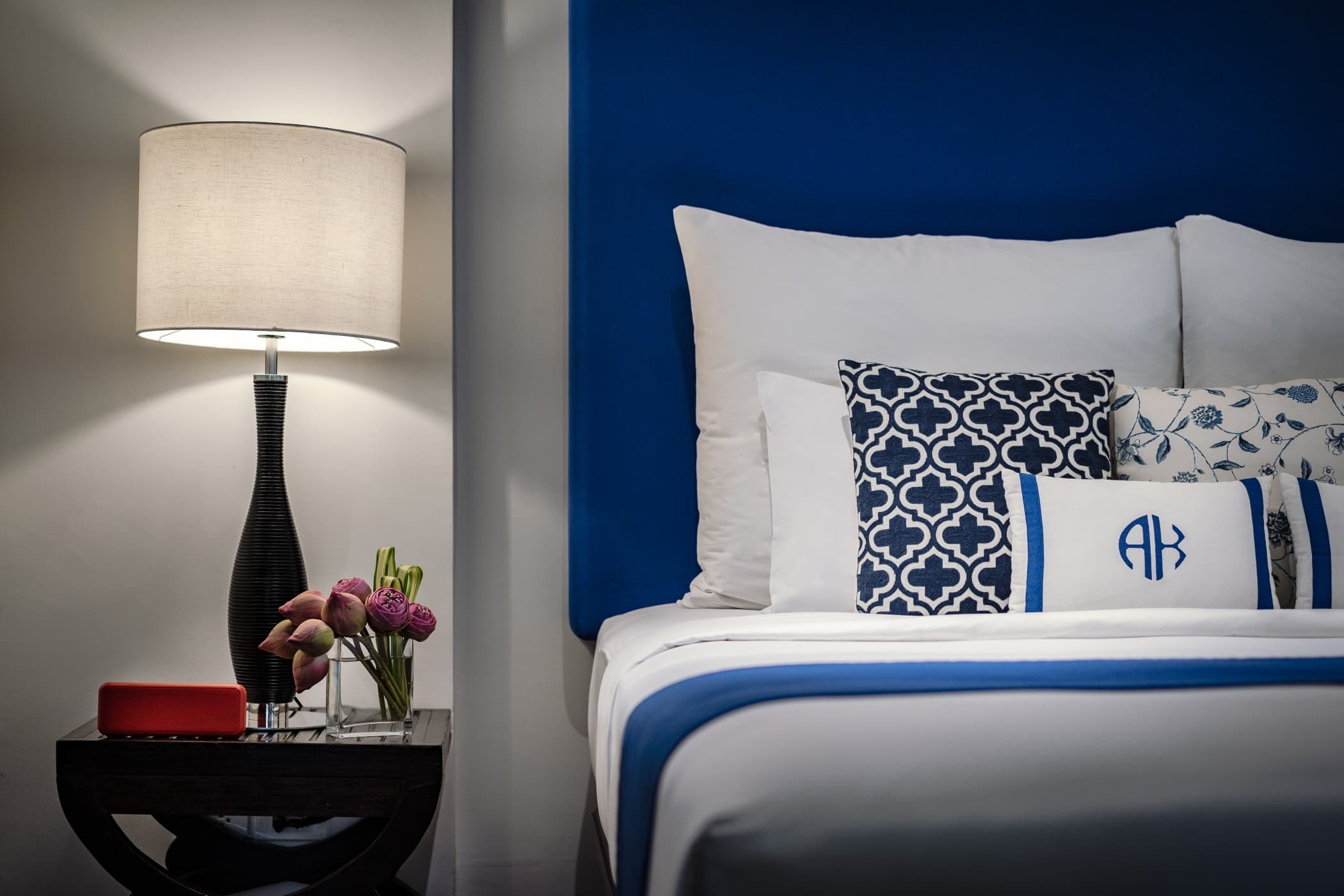 Deluxe Suite Interior Design - akyra Beach Resort Phuket