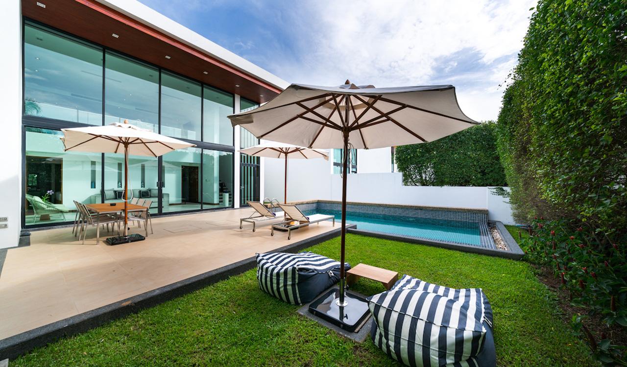 akyra Beach Club Phuket -  Luxury Two Bedroom Beach Villa