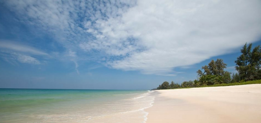 Beaches in Phang Nga - akyra Beach Resort Phuket