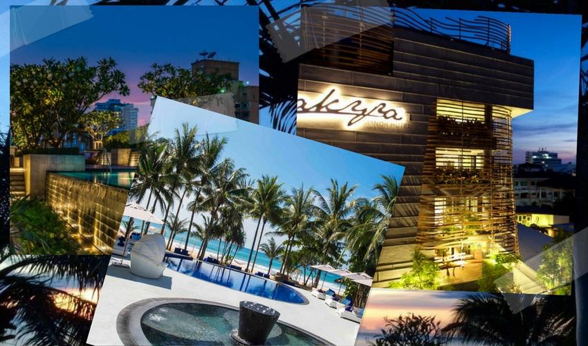Bangkok, Chiang Mai, Phuket - Five Star Hotel Guide
